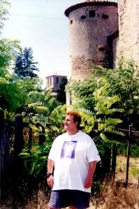 CHÂTEAU HAUTPOUL RENNES LE CHÂTEAU   PHILIPPE-WILLIAM SINCLAIR