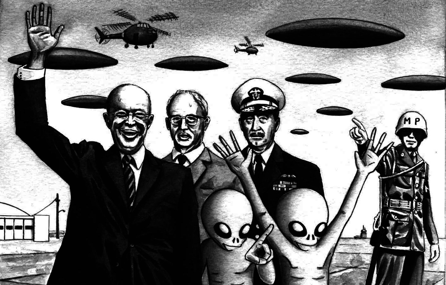 extraterrestre gouvernement
