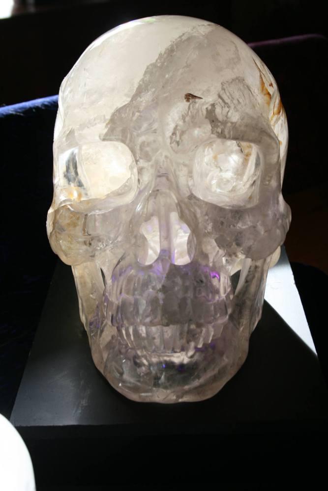Les crânes de cristal de Philippe-William Sinclair…… au delà des Mayas (4/4)