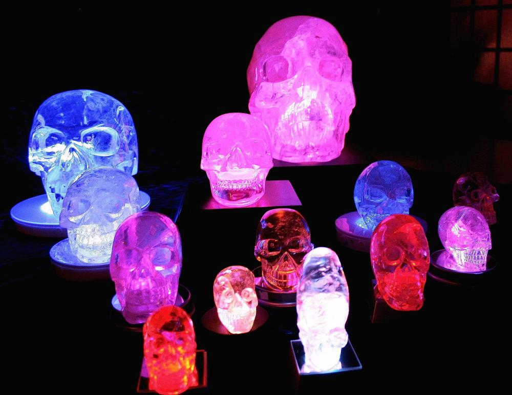 crânes de cristal  crystal skulls   PHILIPPE-WILLIAM SINCLAIR