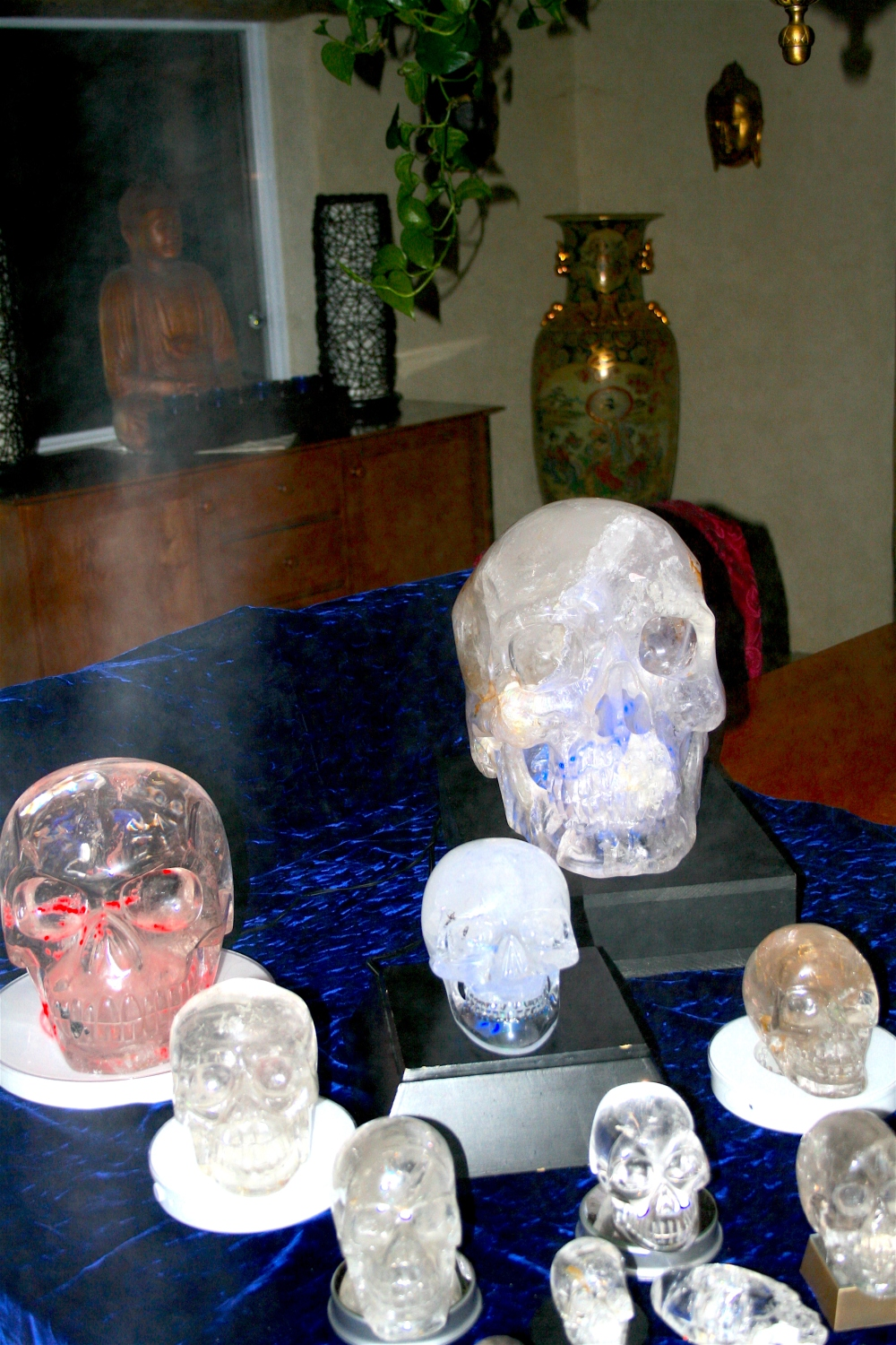 crystal skulls 1 Philippe-William Sinclair