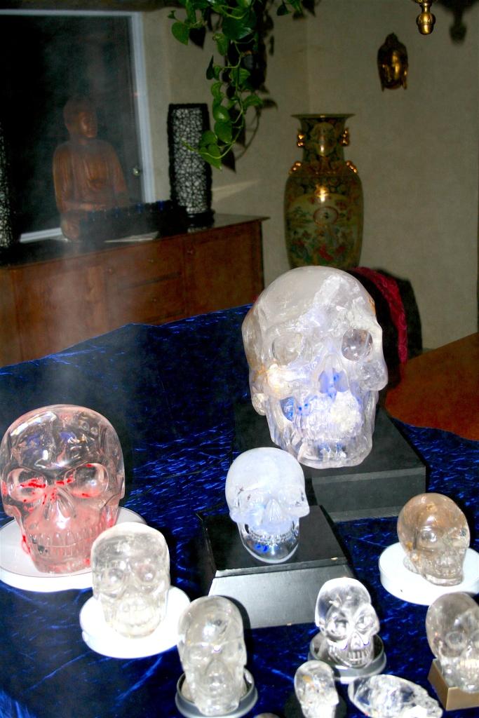 crystal skulls 1 Philippe-William Sinclair