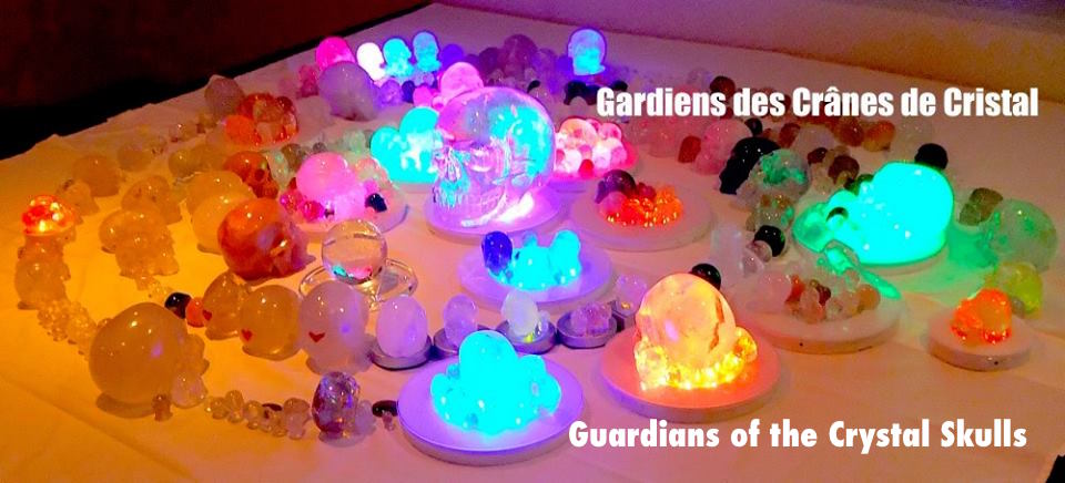 GUARDIANS OF THE CRYSTAL SKULLS