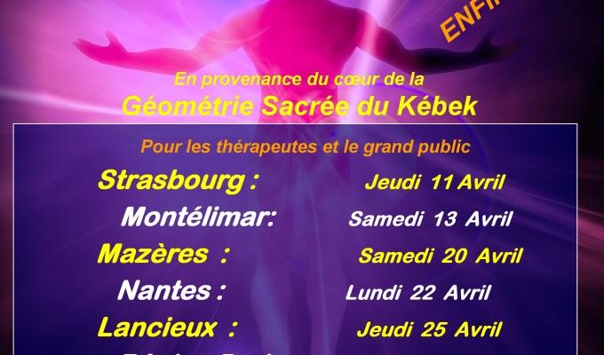 CLÉS MÉTATRONIQUES FRANCE & BELGIQUE !                                                     Les dates et leslieux