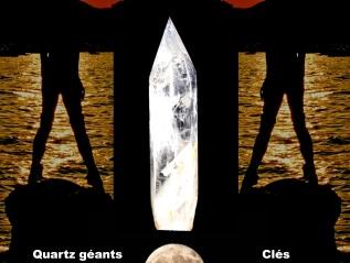 Quartz des Atlantes et Clés Métatroniques                                                    – UNIS LE 5 JUIN2020