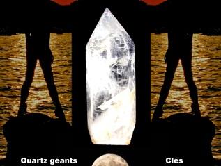 Le Chant des CLÉS MÉTATRONIQUES  des 111 –  Disponible pour l'activation du  5 juin 2020 des QUARTZ géants desALTLANTES