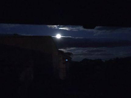 Pleine lune 5 juin